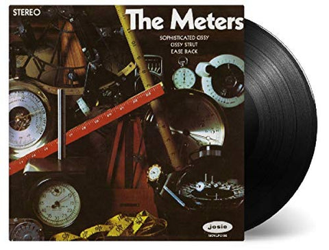 Meters Meters [180 gm LP vinyl] LP 8719262007208 Worldwide