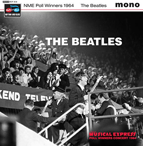 Beatles NME Poll Winners Concert 1964 EP [7 VINYL] LP