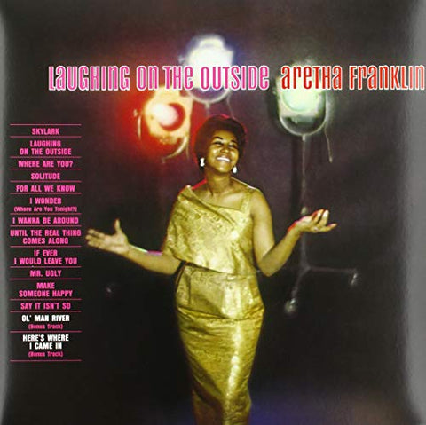 Aretha Franklin Laughing On The Outside LP 0889397310486