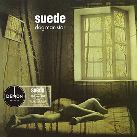 Suede Dog Man Star- Vinyl 2LP 5014797890244 Worldwide