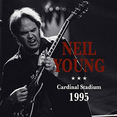 Neil Young Cardinal Stadium 2LP 0803343166873 Worldwide