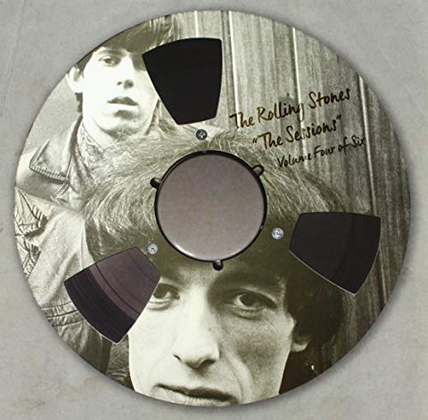 Rolling Stones Sessions Vol. 4 (10 Inch Picture Disc) LP