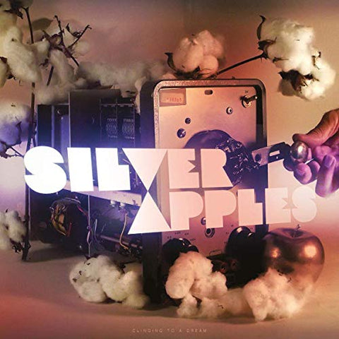 Silver Apples Clinging To A Dream 2LP 5024545752809