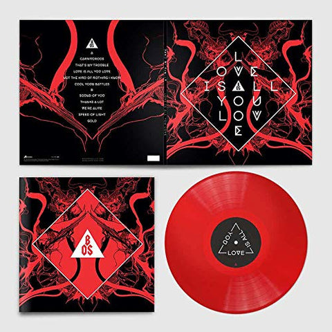 Band Of Skulls LOVE IS ALL YOU LOVE LP 0738572290467