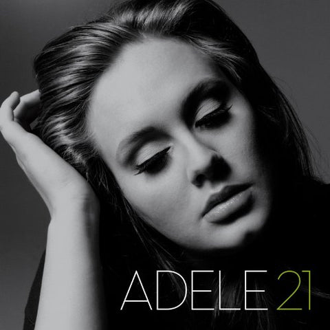 Adele 21 LP 0634904052010 Worldwide Shipping