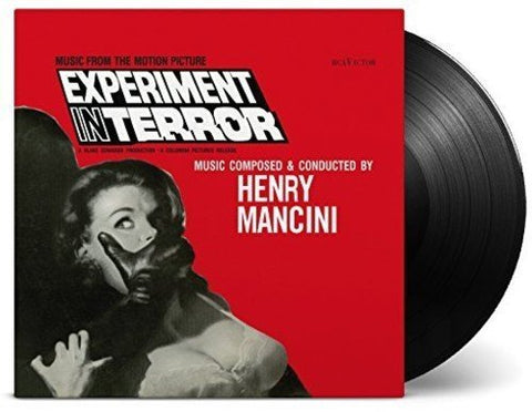 Henry Mancini Experiment In Terror [180 gm black vinyl] LP