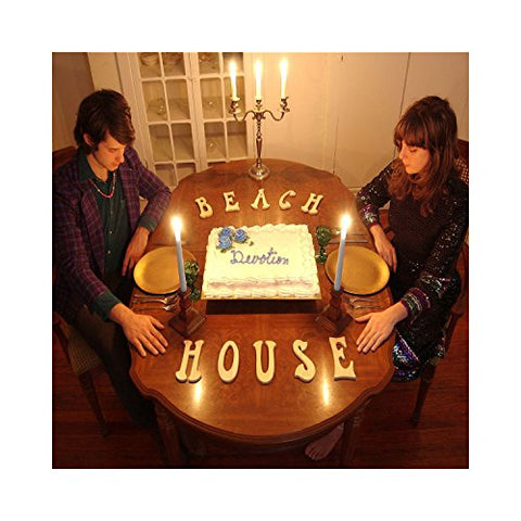 Beach House Devotion [Blue Vinyl] LP 0602537221707 Worldwide