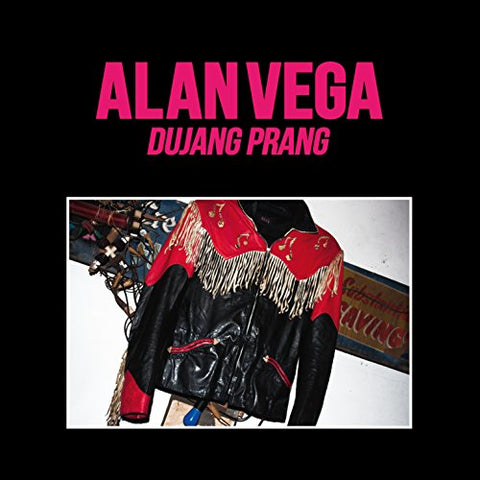 Alan Vega Dujang Prang 2LP 3760271710561 Worldwide Shipping
