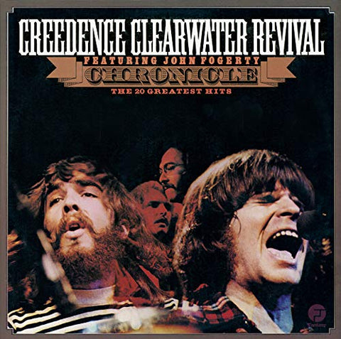 Creedence Clearwater Revival Creedence Clearwater Revival: