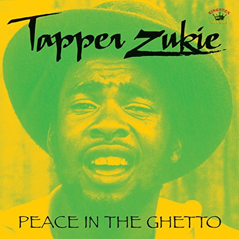 Tapper Zukie Peace In The Ghetto LP 5060135761653 Worldwide