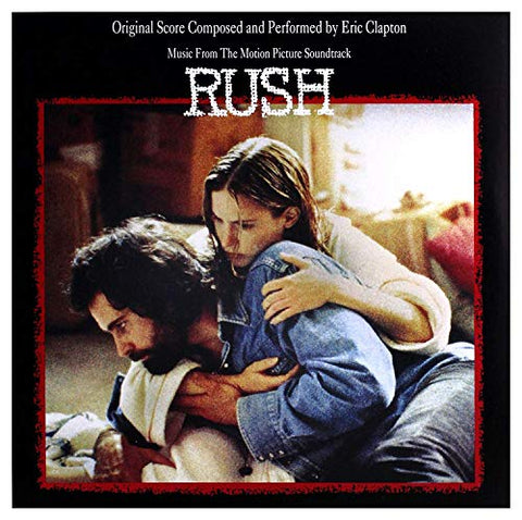 Eric Clapton Rush: Music From The Motion Picture Soundtrack