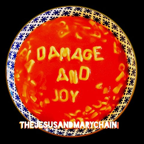 Jesus And Mary Chain Damage and Joy LP 0190296981616