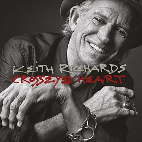 Keith Richards Crosseyed Heart 2LP 0602547393968 Worldwide