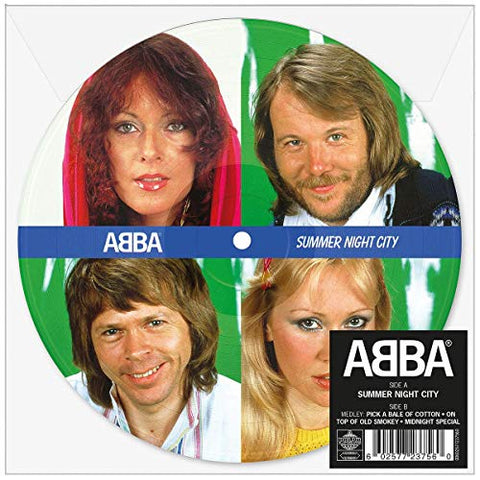 Abba Summer Night City (Picture Disc) [7 VINYL] LP