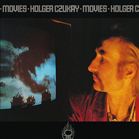 Holger Czukay Movies LP 5060238634816 Worldwide Shipping