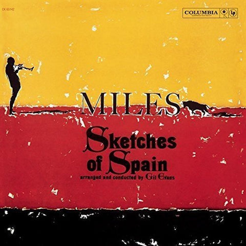 Miles Davis Sketches Of Spain LP 0888751119314 Worldwide