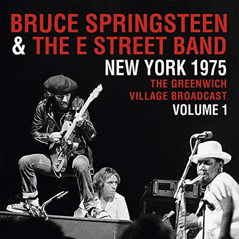 Bruce Springsteen New York 1975: The Greenwich Village