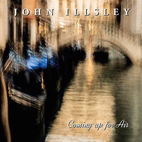 John Illsley Coming Up For Air LP 5037300849423 Worldwide