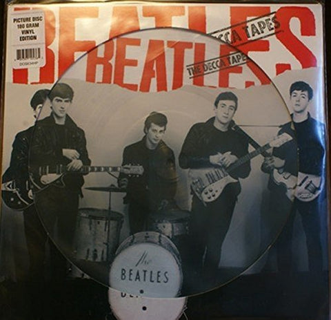 Beatles The Decca Tapes (Picture Disc) [180g VINYL] LP