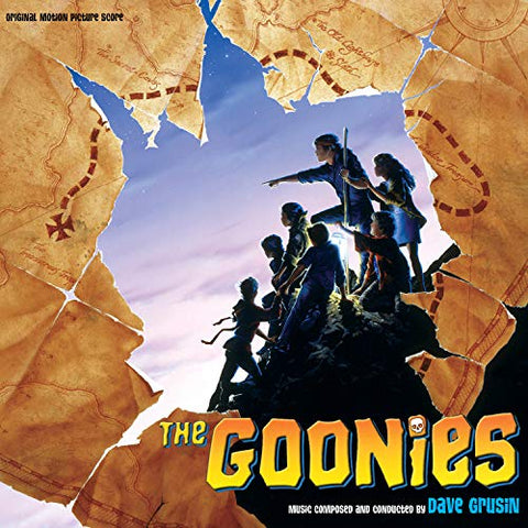 Dave Grusin The Goonies (Original Motion Picture Score) 2LP