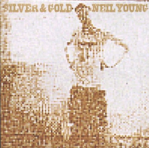 Neil Young Silver & Gold LP 0093624730514 Worldwide Shipping
