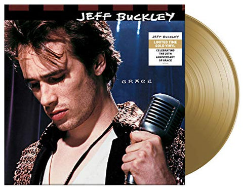Jeff Buckley Grace LP 0889854156916 Worldwide Shipping