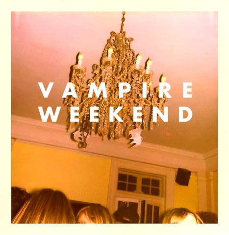 Vampire Weekend Vampire Weekend LP 0634904031817 Worldwide