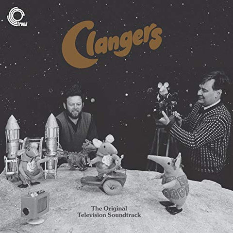 Vernon Elliot The Clangers Original Television Music LP