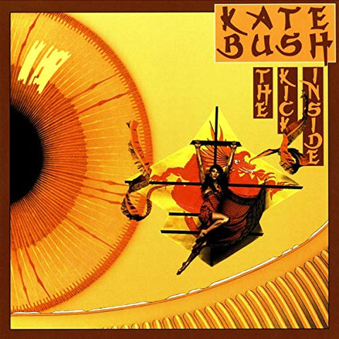 Kate Bush The Kick Inside (2018 Remaster) LP 0190295593919