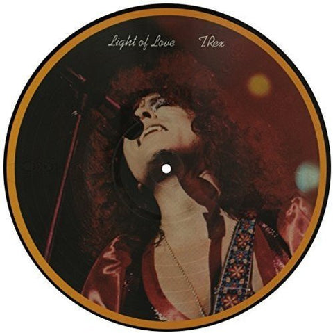 T.Rex Light of Love [Vinyl LP] LP 5014797891890 Worldwide