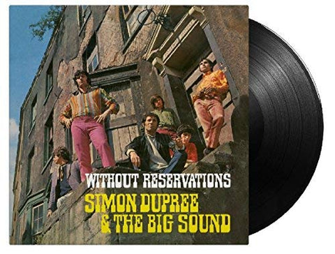 Simon Dupree And The Big Sound Without Reservations (180 gm