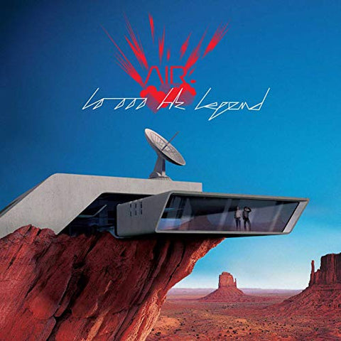 Air 10 000 Hz Legend 2LP 0724381033210 Worldwide Shipping