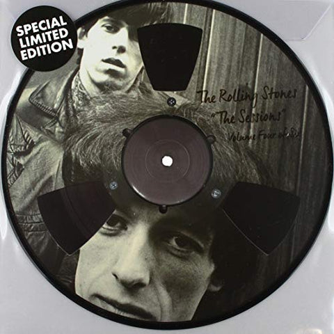 Rolling Stones Sessions Vol. 4 (10 Inch Colour Vinyl) LP
