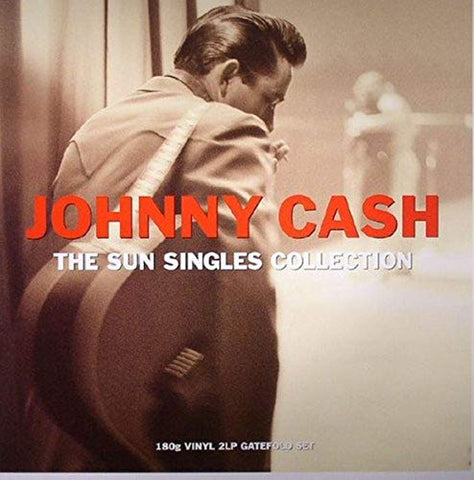 Johnny Cash The Sun Singles Collection LP 5060403742032