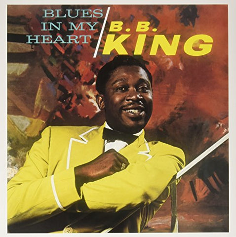 Bb King Blues in My Heart LP 0889397219345 Worldwide