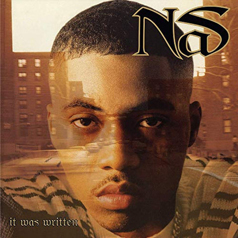 Nas It Was Written 2LP 0664425131017 Worldwide Shipping
