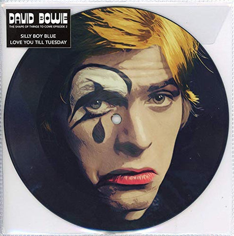 David Bowie Silly Boy Blue / Love You Till Tuesday (Picture