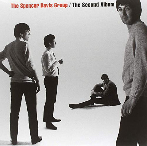 Spencer Davis Group The Second Album LP 0889397603380