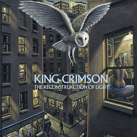 King Crimson Reconstrukction Of Light [200gm 2LP Vinyl] 2LP