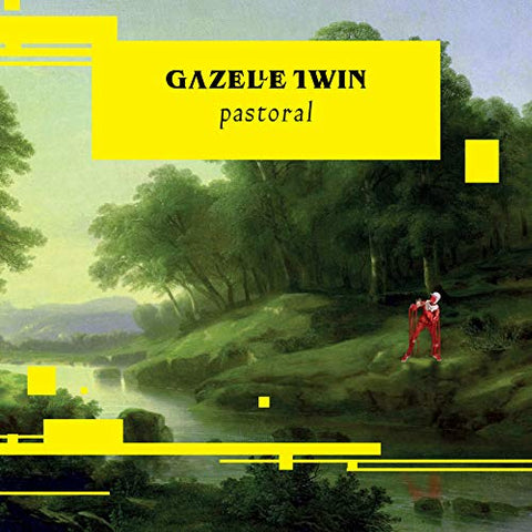 Gazelle Twin Pastoral (Red Vinyl) LP 5060079264807 Worldwide