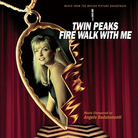 Angelo Badalamenti Twin Peaks - Fire Walk With Me LP