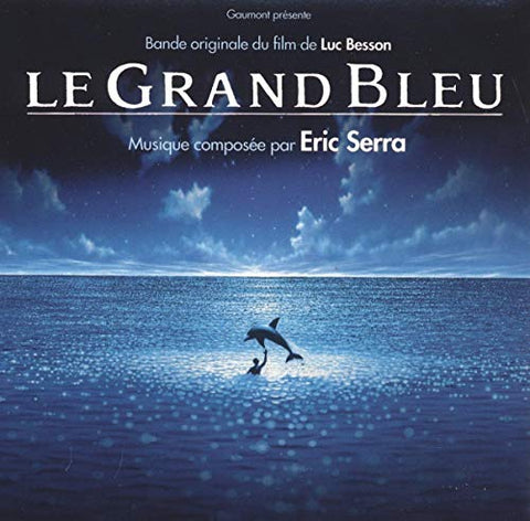 Eric Serra LE GRAND BLEU 2LP 3596973708960 Worldwide