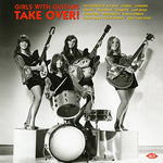 Various Artists Girls With Guitars Take Over! LP