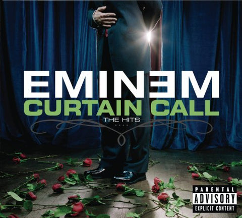 Eminem Curtain Call: The Hits 2LP 0602498878965 Worldwide