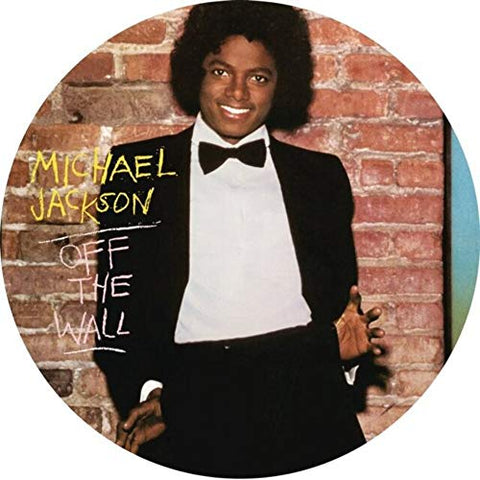Michael Jackson Off The Wall LP 0190758664118 Worldwide