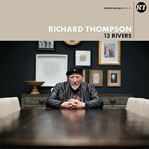 Richard Thompson 13 Rivers (2LP) 2LP 0805520001502 Worldwide