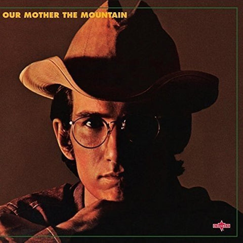 Townes Van Zandt Our Mother The Mountain LP 0803415815715