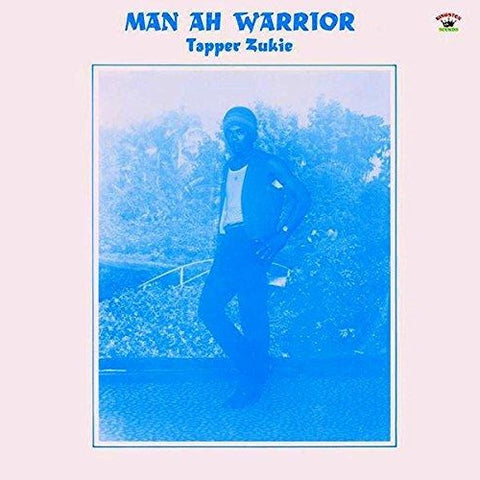 Tapper Zukie Man Ah Warrior LP 5060135761905 Worldwide