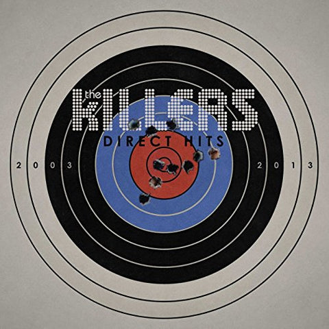Killers Direct Hits 2LP 0602557342772 Worldwide Shipping