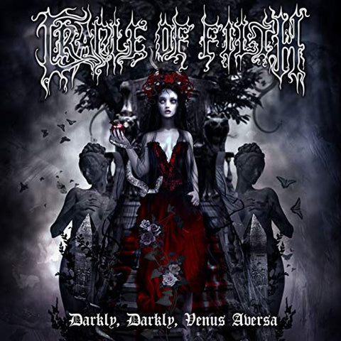 Cradle Of Filth Darkly Darkly Venus Aversa 2LP 0801056875914